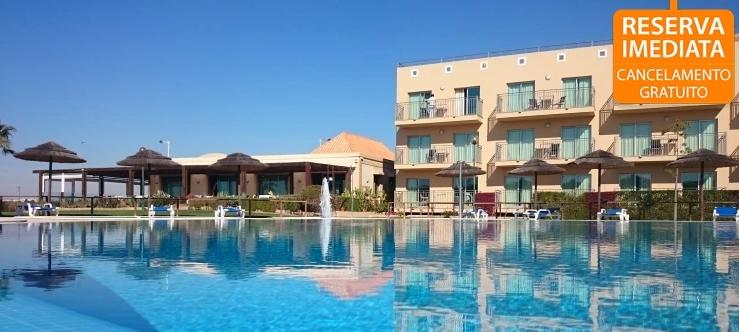 Cabanas Park Resort 4* – Tavira | Noites em Apartamento até 4 Pessoas & Meia Pensão
