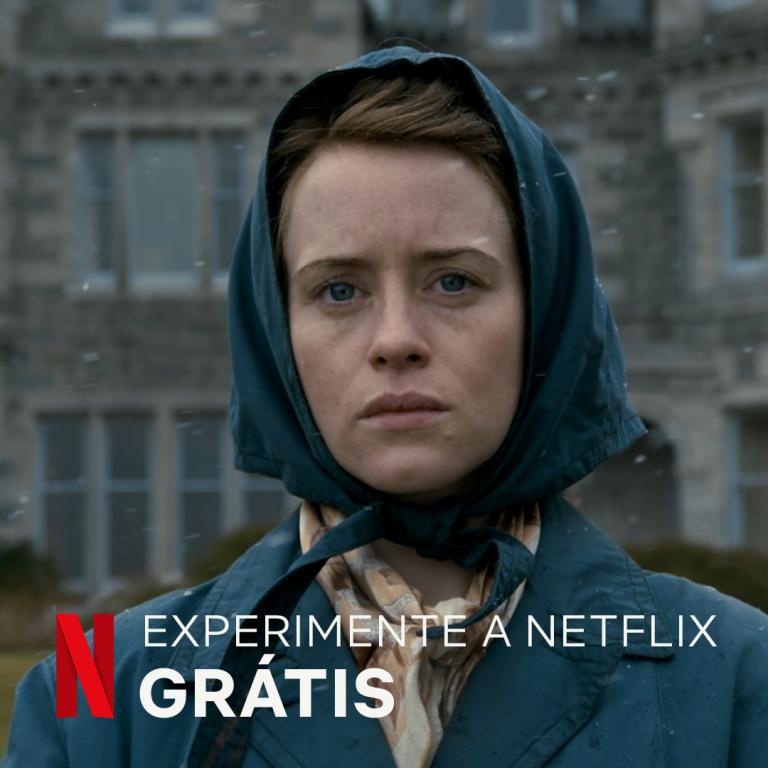 Já conhece o Netflix? e que tal 30 dias gratis?