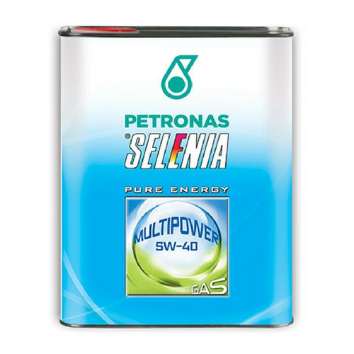 Selenia Multipower Gas Pure Energy 36% Desconto