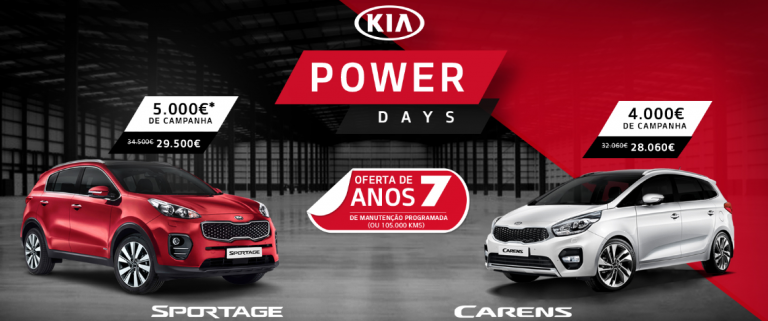 KIA Power Days