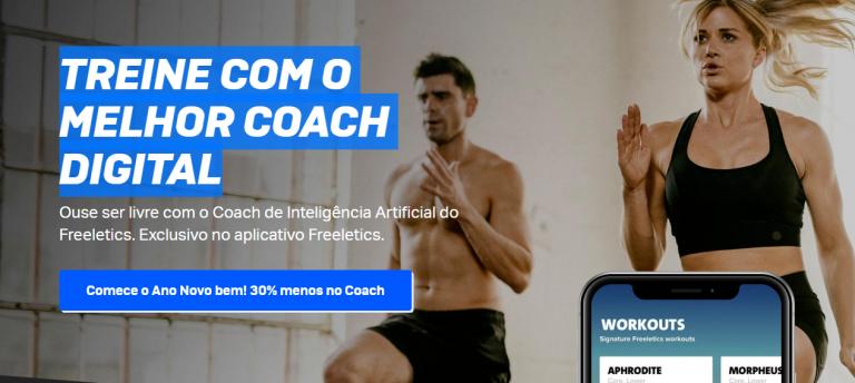 TREINE COM O MELHOR COACH DIGITAL- 30% Desconto