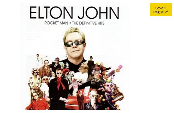 CD Elton John – Rocked Man The Definitive