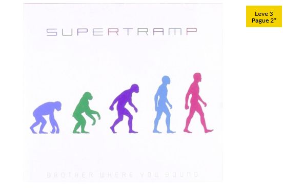 CD Supertramp – Brother Where You Bound