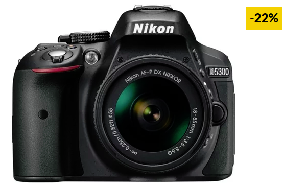 Kit Máquina Fotográfica Reflex