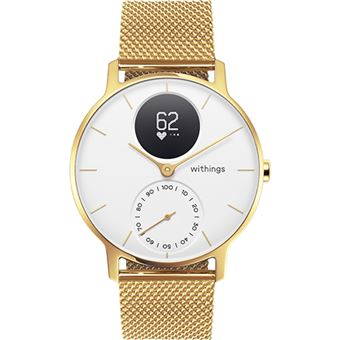 Monitor de Atividade Withings Steel HR 36mm