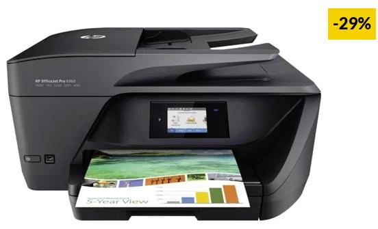 Impressora Multifunções HP OfficeJet Pro 6960