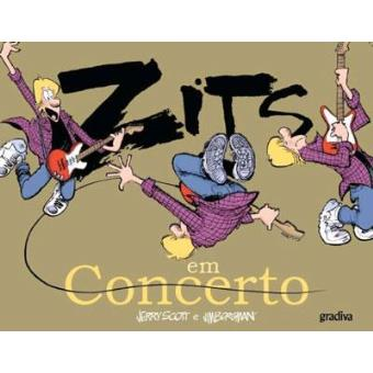 Zits em Concerto de jerry scott