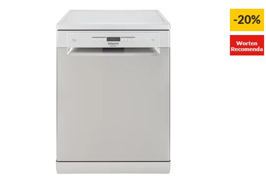 Máquina de Lavar Loiça HOTPOINT HFO 3O32 WCX (14 Conjuntos – 60 cm – Inox)