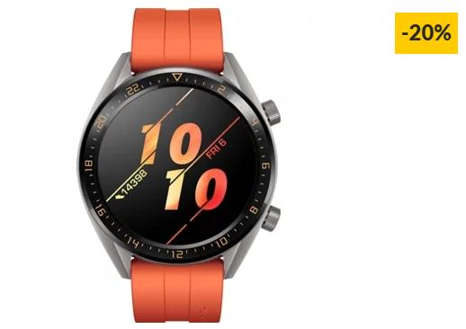Smartwatch HUAWEI Watch GT Active Laranja