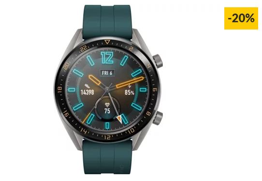 Smartwatch HUAWEI Watch GT Active Azul