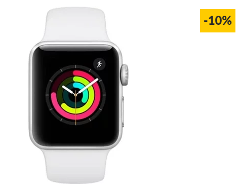 APPLE Watch Series 3 GPS 2018 38 mm