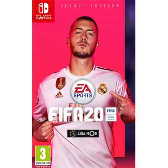 FIFA 20 Legacy Edition – Nintendo Switch