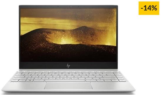 "Portátil HP Envy 13-AH0006NP (13.3"" – Intel Core i7-8550U – RAM: 16 GB – 512 GB SSD – NVIDIA GeForce MX150)"