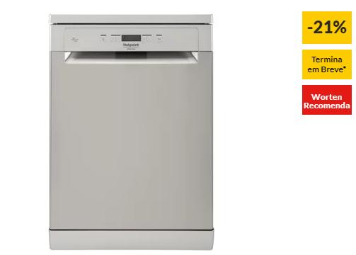 Máquina de Lavar Loiça HOTPOINT
