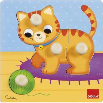 Puzzle Gato – Goula