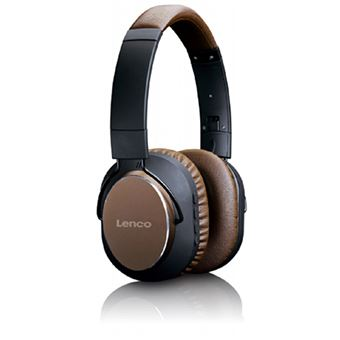 Auscultadores Bluetooth Lenco HPB-730